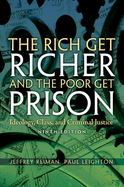 (cover) Rich Get Richer, Poor Get Prison, 9th ed